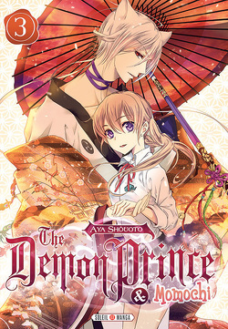 Couverture de The Demon Prince and Momochi, Tome 3