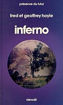 Couverture du livre : Inferno