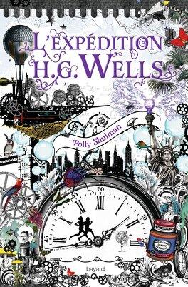 Couverture du livre : L'Expédition H.G. Wells