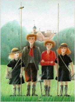 Couverture du livre : Les Enfants de Charlecote