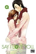 Say I Love You, tome 4