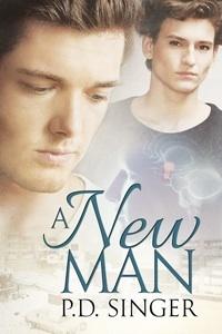 Couverture du livre : A New Man