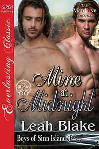 Couverture du livre : Boys of Sinn Island, Tome 1 : Mine at Midnight