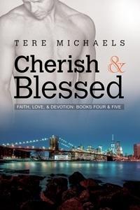 Couverture du livre : Faith, Love & Devotion, Tome 4 & 5: Cherish & Blessed