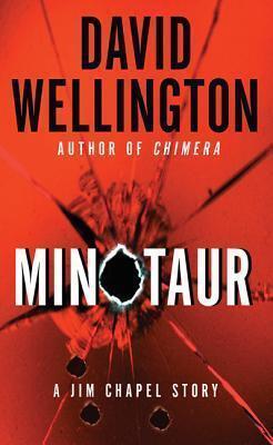 Couverture du livre : Jim Chapel, Tome 1.4 : Minotaur