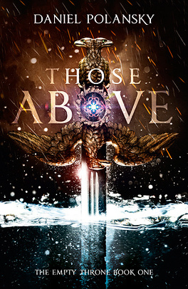 Couverture du livre : The Empty Throne, Tome 1 : Those Above
