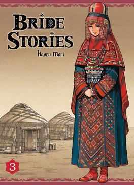 Couverture du livre : Bride Stories, Tome 3