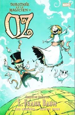 Couverture du livre : Le Magicien d'Oz, tome 4 : Dorothée et le Magicien d'Oz