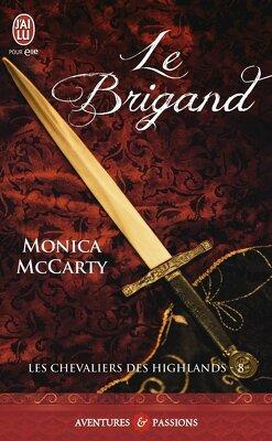 Couverture de Les Chevaliers des Highlands, Tome 8 : Le Brigand