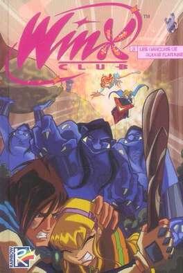 Couverture du livre : Winx Club, tome 3 : Les garçons de Rouge Fontaine