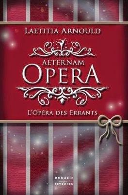 Couverture du livre : Aeternam Opéra, l'opéra des errants