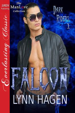Couverture du livre : Dark Riders, Tome 1 : Falcon