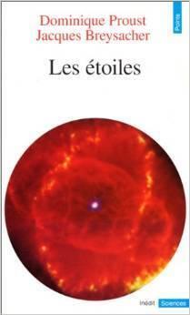 Couverture du livre : Les étoiles