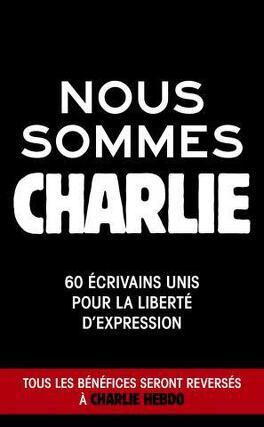 Couverture du livre : Nous sommes Charlie