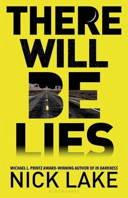 Couverture du livre : There Will Be Lies