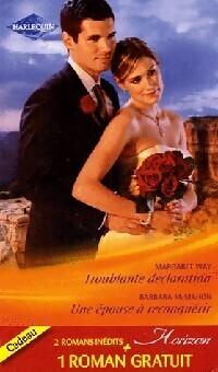 Couverture du livre : Troublante déclaration / Une épouse à reconquérir / Le Pari du bonheur