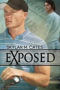 Couverture du livre : Exposed