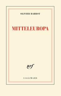 Couverture du livre : Mitteleuropa