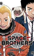 Space Brothers, Tome 5