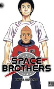 Space Brothers, Tome 6