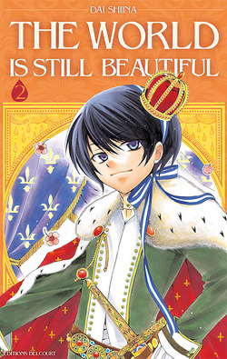 Couverture de The World is Still Beautiful, Tome 2