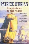 Les aventures de Jack Aubrey, Tome 1
