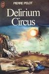 couverture Delirium Circus