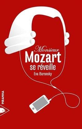 Couverture du livre : Monsieur Mozart se réveille
