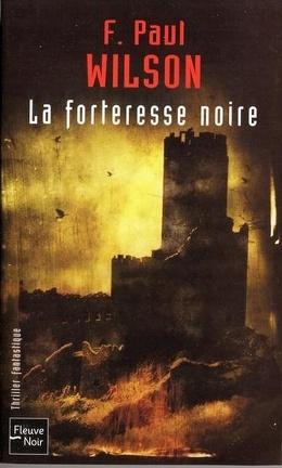 Couverture du livre : La Forteresse Noire