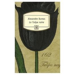 Couverture du livre : La Tulipe noire