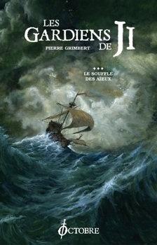 Couverture du livre : Les gardiens de Ji, tome 3 : Le Souffle des aïeux