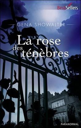Couverture du livre : Les Seigneurs de l'Ombre, Tome 2 : La Rose des Ténèbres