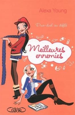 Couverture du livre : Meilleures ennemies, Tome 3 : Duo-duel au défilé
