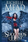 couverture Georgina Kincaid, Tome 4 : Succubus Heat