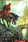 couverture Le Secret de Ji, Tome 1 : Six héritiers