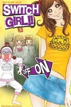 couverture Switch Girl, Tome 5