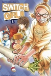 couverture Switch Girl, Tome 8
