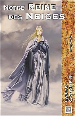 Couverture du livre : Notre reine des neiges