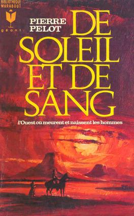Couverture du livre : De Soleil et de sang