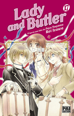 Couverture de Lady and Butler, Tome 17