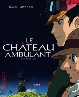 Couverture du livre : Le Château ambulant (Album)