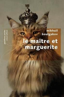 Couverture du livre : Le Maître et Marguerite
