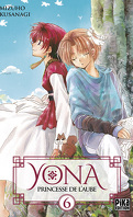 Yona, princesse de l'aube, Tome 6