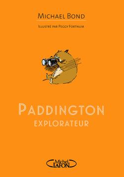 Couverture de Paddington explorateur