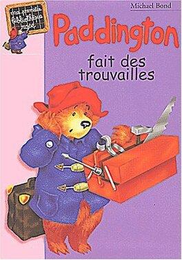 Couverture du livre : Paddington fait des trouvailles
