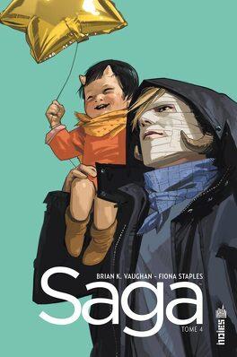 Couverture du livre : Saga, tome 4