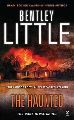 Couverture du livre : The Haunted