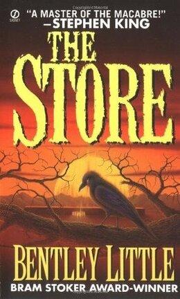 Couverture du livre : The Store
