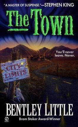 Couverture du livre : The Town