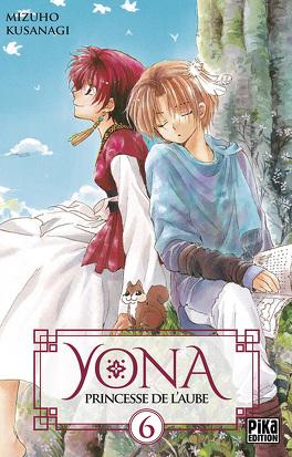 Couverture du livre : Yona - Princesse de l'Aube, tome 6